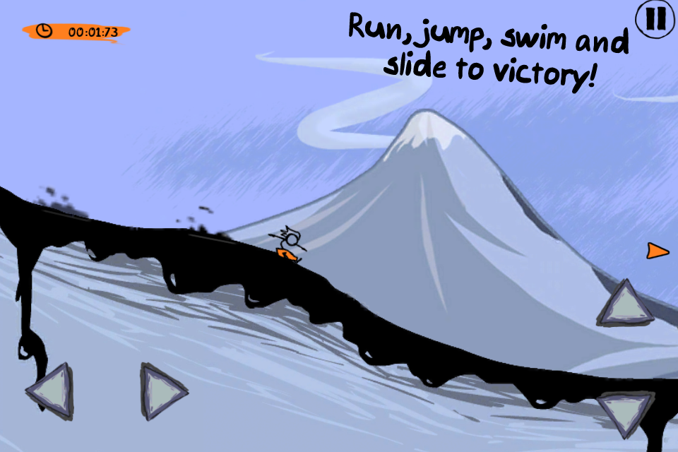 Fancy Pants Adventures iPhone, iPad Screenshot
