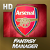 iPhone/iPadアプリ「Arsenal Fantasy Manager 2013 HD」のアイコン